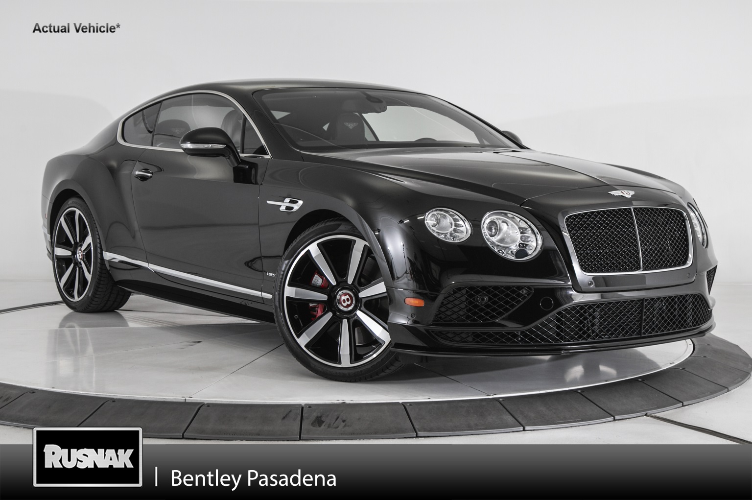 Certified Pre-Owned 2016 Bentley Continental GT V8 S